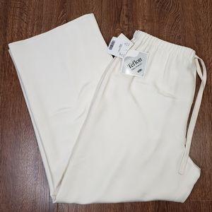 Doncaster Palazzo Wide Leg Silk Pants